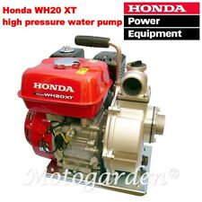 Motopompa a scoppio irrigazione HONDA WH 20XT EX per acque chiare a pressione