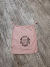 Juicy Couture Dust Bag LARGE IN PIN