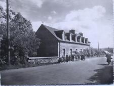 Plésidy Cotes d'Armor Bretagne École Saint Pierre 1930s postcard France