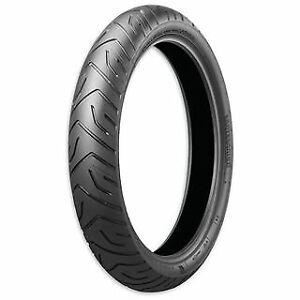 Bridgestone Battleax A41F Front Tyre 100/90-19 Motorcycle Tyres