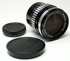 MEYER-OPTIK GÖRLITZ Objektiv Lens ORESTOR 2,8/100 für EXA / EXAKTA