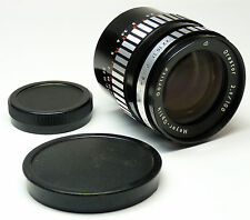 Meyer-Optik goerlitz objetivamente lens orestor 2,8/100 para Exa/Exakta