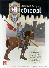 Richard Berg's Medieval, Card Game, Used, by GMT Games, English Edition