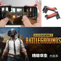 Cell Phone Game PUBG Trigger Controller Gamepad New Design For Android IOS Phone