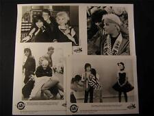1988 Carrie Hamilton Tokyo Pop VINTAGE 4 MOVIE PHOTO LOT 253S