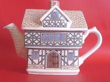 Sadler Tudor House-case di campagna inglese da collezione Teiera. SERIE - 4437