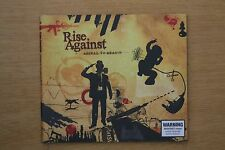 Rise Against  – Appeal To Reason      (C177)