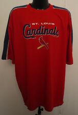 ST LOUIS CARDINALS XL SHIRT LEE SPORT BASEBALL MLB MENS NATIONAL LEAGUE PRINTED