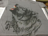 Kings of Leon - Wolf T-Shirt XL NEU