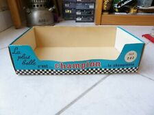 Espositore per Miniature Champion Rif. 202 Giocattolo Antico Elfo Endurance F1
