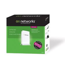 New On Networks N150R WiFi Router New