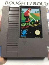 Nintendo NES Golf PAL Video Games