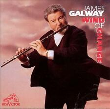 JAMES GALWAY - Wind of Change (CD 1994) USA Import EXC