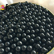 500PCS Slingshot Bearing Mud Beads Dia 10mm Solid Clay Ball Catapult Practice