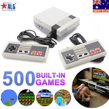 Retro TV Game Classic NES Console 8 Bit With 500 Built-in Games NEW