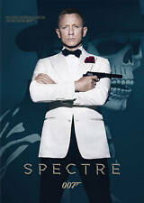 Spectre (DVD, 2016) rental edition