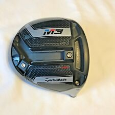 New 2018 Tour Issue Taylormade M3 440 Driver 9 197.2g Lie 59.0 CT-240 + Stamp