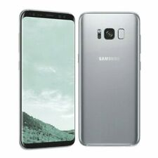 "Samsung Galaxy S8 64GB SM-G950 Desbloqueado Plata Smartphone 5.8"""