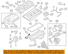 BMW OEM 01-16 X5 3.0L-L6 Engine Oil Pan-Drain Plug Gasket 07119963151