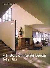 A History of Interior Design, Pile, John, Acceptable Book