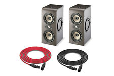 "Focal Shape Twin | Twin Dual 5"" Powered Monitor 