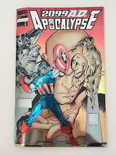 BD MARVEL 2099 AD 1995 / APOCALYPSE VOL #1 / CAPT AMERICA / BANDE DESSINE