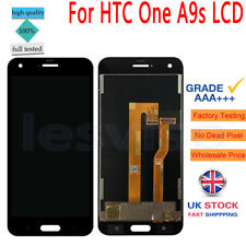 For HTC One A9S LCD Screen Replacement Display Touch  Digitizer Assemply Black