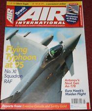 Air International Magazine 2010 August British Airways,B-1B Lancer,Typhoon,F-15