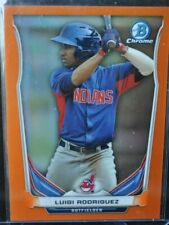 2014 Bowman Chrome - Orange - Luigi Rodriguez - #BCP-18 - 08/25