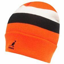 Kangol Stripe Beanie Unisex Pattern Knitwear