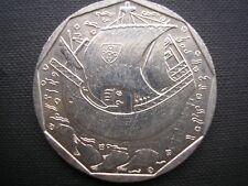 Portugal 1989 50 escudos moneda de 31 mm de diámetro Nave Republica Portuguesa