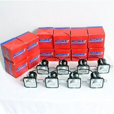 Lowrider Hydraulics 8SET Accumax Solenoids 12V with Connectors & Wire Connectors