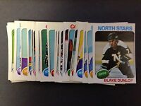 1975-76 O-Peee-Chee Hockey Cards - Complete Your Set - Pick From The List