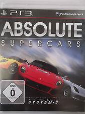 Absolute Supercars - Online Rennen bis zu 16 Spieler - Ferrari, McLaren, Profi
