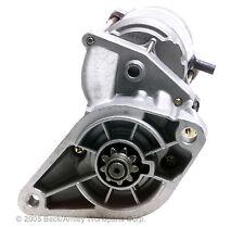 Starter Motor Beck/Arnley 187-0372 COROLLA MR2 PRIZM