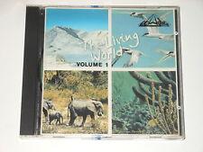 James Hillside-CD-THE LIVING World-Volume One-De Wolfe Music dwcd 0087
