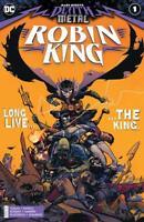 Dark Nights Death Metal Robin King #1 Main Cover NM