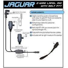 Earphone Connection JAGUAR Q-Release Earpiece for Vertex VX Series (See List)
