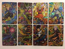 Dragon Ball Heroes God Mission SH2 Super Rare Set 9/9