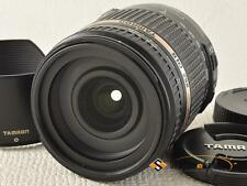 Tamron AF 18-270mm F3.5-6.3 DiⅡVC PZD B008 for Canon EF [NEAR N] from J (9276)