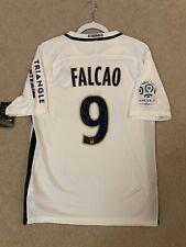 *BNWT* Nike 2016-17 AS Monaco Away Jersey 9 Falcao Sz M
