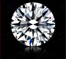 Brilliant White Natural Diamond G Color 0.68cts 6mm Round Shape VVS1 Clarity
