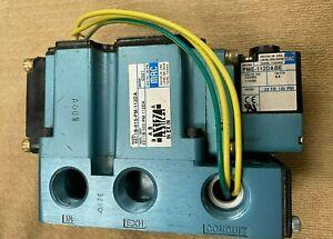 MAC 6511B-615-PM-112DA SOLENOID VALVE, PME-112DABE