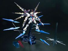 TT/GG MG 1:100 004 ZGMF-X20A Gundam model Strike Freedom deluxe version