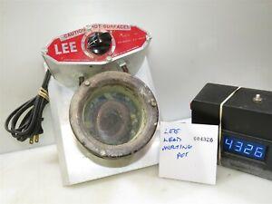 #4326 Lee Lead melting pot