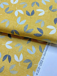 Scattered Seeds from BirdSong by Dashwood 100% cotton fabric - geometic, floral