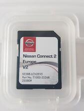 Carte SD GPS Europe 2017 - Nissan Connect 2 v2 (SD CARD)