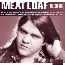 MEAT LOAF Milestones CD BRAND NEW Compilation Meatloaf