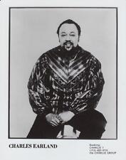 Charles Earland- Promotional- Music Memorabilia