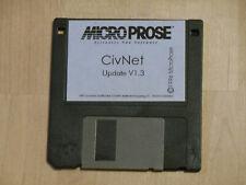 "CivNet Update v1.3 - Microprose (PC, 3,5"" Floppy)"